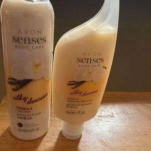 Avon Senses Vanilla Duo